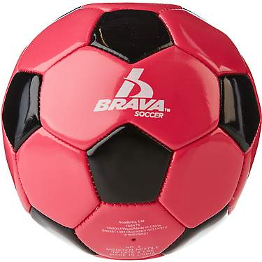 Brava Soccer Size 2 Youth Mini Soccer Ball