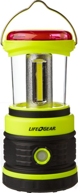 3-D 600 Lumen LED Adventure Electric Lantern