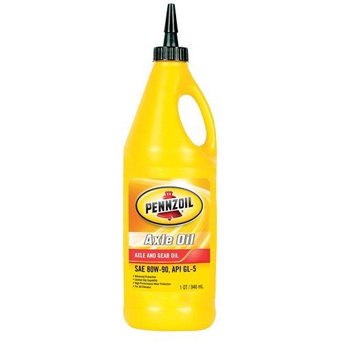 Pennzoil 80W90 1 qt Axle and Gear Oil