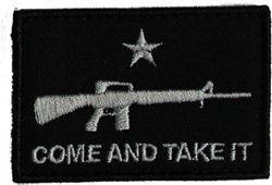 """SME """"Come and Take It"""" AR Patch"""