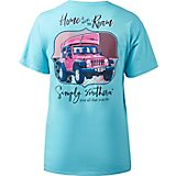 Simply Southern Women's Roam Jeep T-shirt