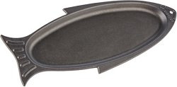 Outset Cast-Iron Fish Pan