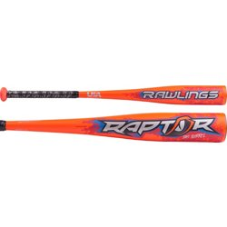 Kids' Raptor Alloy Baseball Bat -8