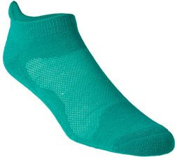ASICS Women's Medium Cushion Athletic Low Cut Socks 3 Pack