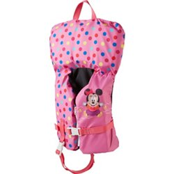 Infants' Sea Squirts Disney Baby Minnie Mouse Life Jacket
