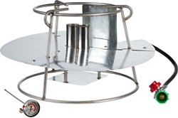 King Kooker Double-Jet Propane Outdoor Cooker Set