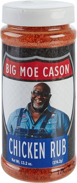 Big Moe Cason 13 oz Chicken Rub