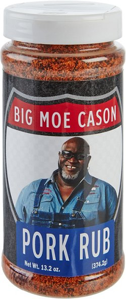 Big Moe Cason 13 oz Pork Rub