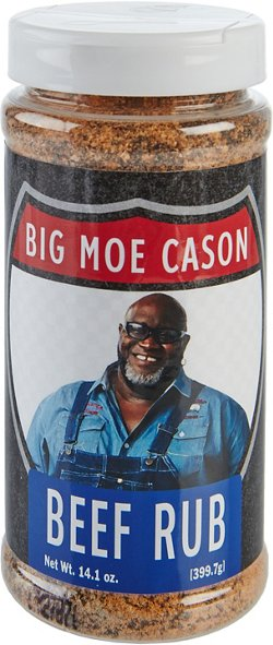 Big Moe Cason 14 oz Beef Rub