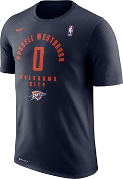 Nike Men's Oklahoma City Thunder Russell Westbrook 0 ES Player T-shirt