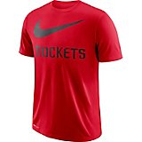 1fad2a6dc69 Men s Houston Rockets Dry ES Swoosh T-shirt