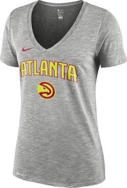 Nike Women's Atlanta Hawks Dry ES Wordmark T-shirt