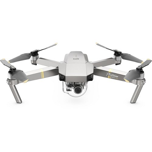 DJI Mavic Pro Platinum Fly More Drone Combo