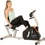 Exerpeutic 975XBT Bluetooth Smart Technology Recumbent Exercise Bike - view number 12