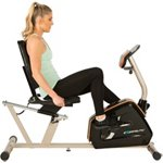 Exerpeutic 975XBT Bluetooth Smart Technology Recumbent Exercise Bike - view number 4