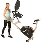 Exerpeutic 975XBT Bluetooth Smart Technology Recumbent Exercise Bike - view number 3
