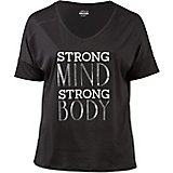 BCG Women's Athletic Graphic 3 Plus Size T-shirt