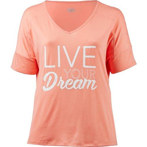 BCG Women's Athletic Graphic Plus Size T-shirt