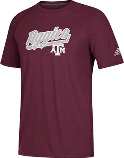 adidas Men's Texas A&M University Ultimate Trustitch T-shirt