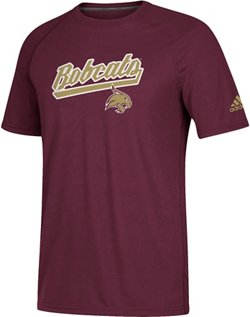 adidas Men's Texas State University Ultimate Trustitch T-shirt