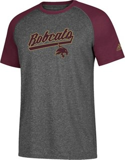 adidas Men's Texas State University Ultimate Trustitch Contrast T-shirt