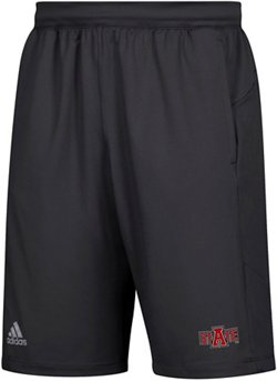 adidas Men's Arkansas State University Logo Knit Short