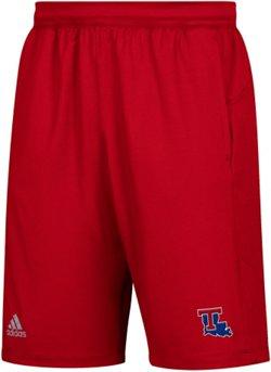 adidas Men's Louisiana Tech University Logo Knit Short