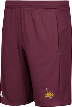 adidas Men's Texas State University Logo Knit Short