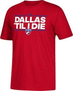 adidas Men's FC Dallas Dassler Local T-shirt