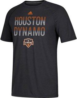 adidas Men's Houston Dynamo Crossflow T-shirt