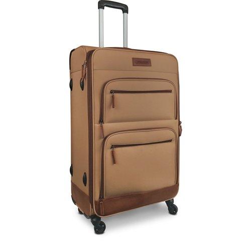 Magellan Outdoors Hewitt 28 in Rolling Spinner Suitcase