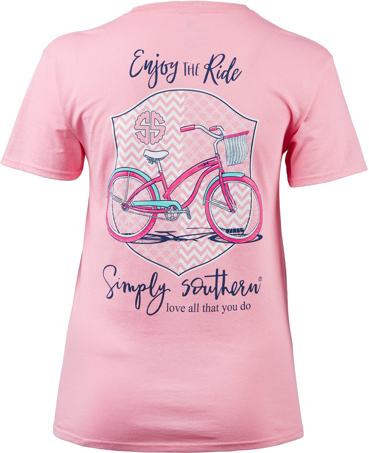 Simply Southern Women's Enjoy the Ride T-shirt - view number 2