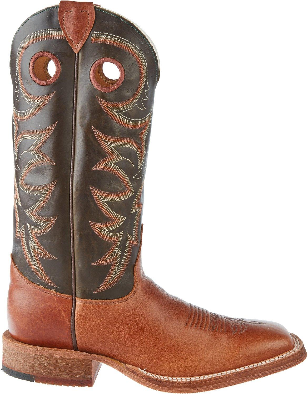 e6657535f71 Justin Men's Kerrville Copper Bent Rail Western Boots
