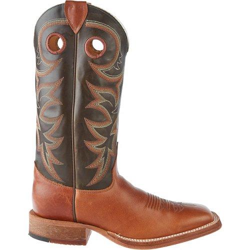 Justin Men's Kerrville Copper Bent Rail Cowboy Boots
