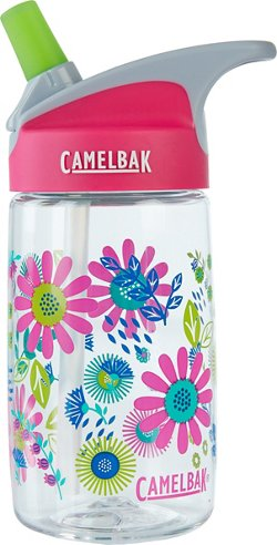 CamelBak eddy Kids' Daisies Water Bottle