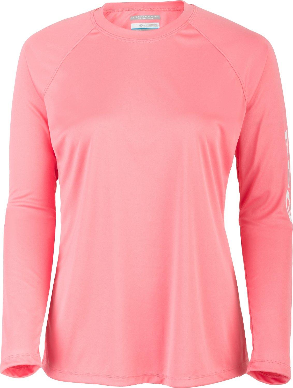 a1db7bdf Columbia Sportswear Women's Tidal Tee II Long Sleeve T-shirt | Academy