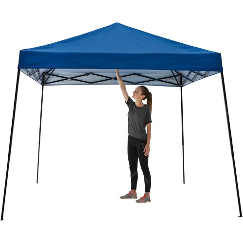 Quik Shade EXP80 Tailgater 8 ft x 10 ft Instant One Push Canopy