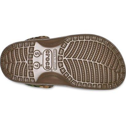 6e620777505fa0 Crocs Men s Classic Realtree Edge Clogs
