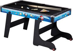 Stormstrike Space-Saving Foldable Billiard Table