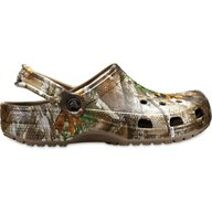Crocs Men's Classic Realtree Edge Clogs
