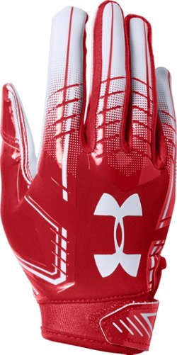 Under Armour Boys' F6 Football Gloves