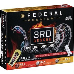 3rd Degree 20 Gauge Shotshells
