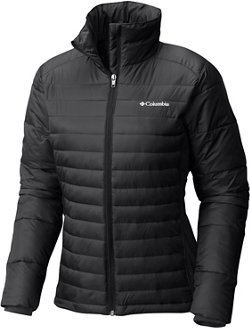 Columbia Sportswear Women's Powder Pillow Hybrid Plus Size Jacket