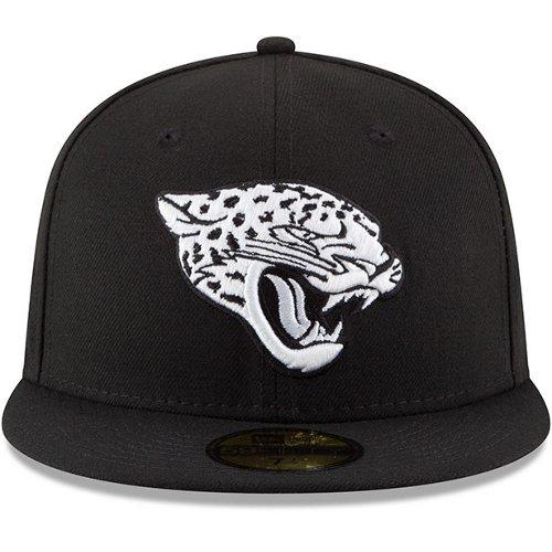 New Era Men's Jacksonville Jaguars League 59FIFTY Cap