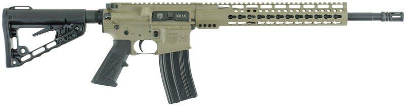 Diamondback DB15 300 BO Keymod .300 AAC Blackout/Whisper Semiautomatic Rifle - Modern Sporting Rifles at Academy Sports thumbnail