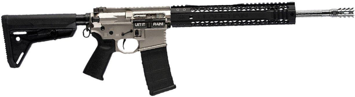 Black Rain Ordinance Recon BRO Urban .308 Winchester/7.62 NATO Semiautomatic Rifle