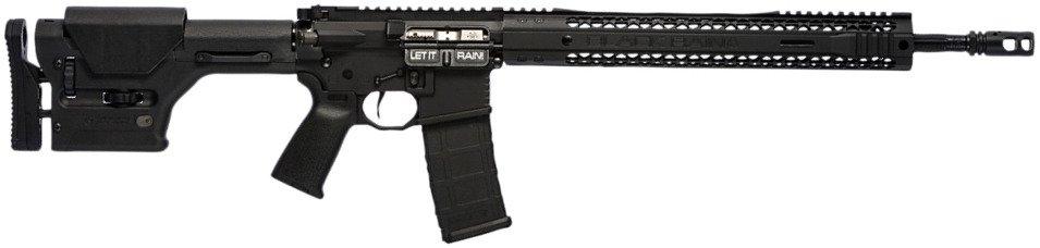 Black Rain Ordinance Hunting BRO Predator .223 Remington/5.56 NATO Semiautomatic Rifle