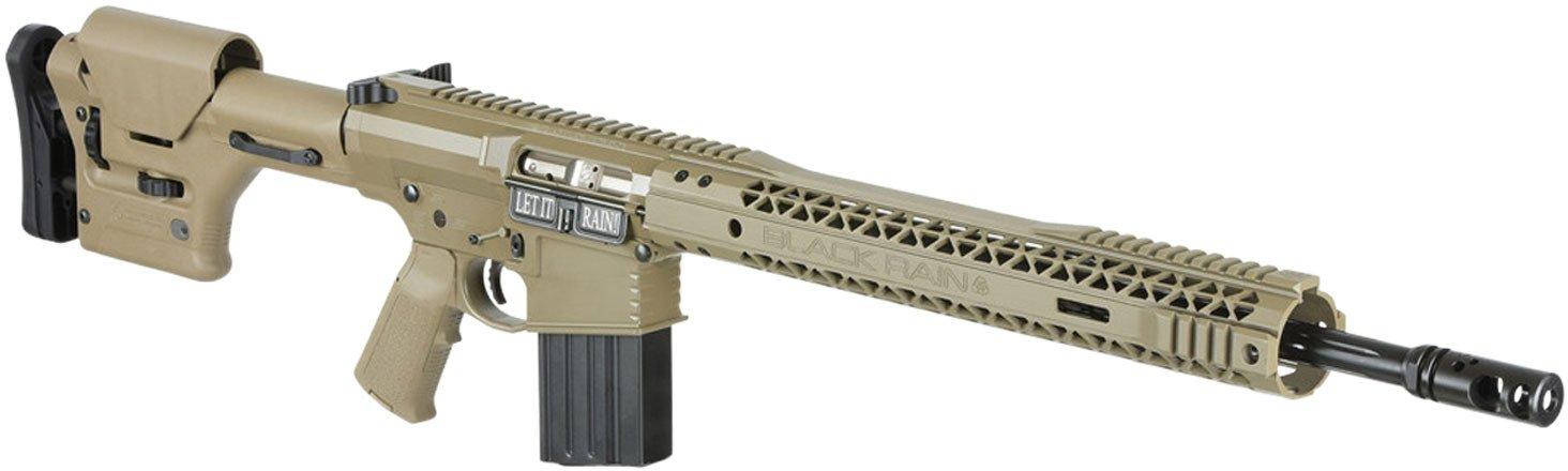 Black Rain Ordinance Hunting BRO Predator .308 Winchester/7.62 NATO Semiautomatic Rifle