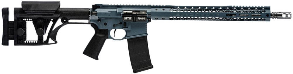 Black Rain Ordinance BRO Competition G3 .223 Remington/5.56 NATO Semiautomatic Rifle