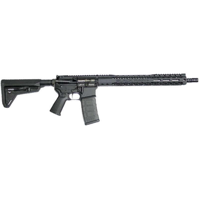 Black Rain Ordinance SOCOM Plus Spec15 .223 Remington/5.56 NATO Semiautomatic Rifle - Modern Sporting Rifles at Academy Sports thumbnail